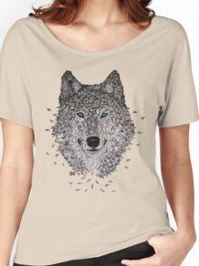 Vector Wolf Women's Relaxed Fit T-Shirt