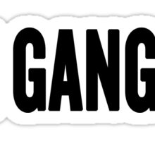 "The Raven Boys ""The Gangsey"" Sticker"