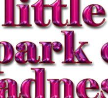 Robin Williams Quote Sticker Sticker