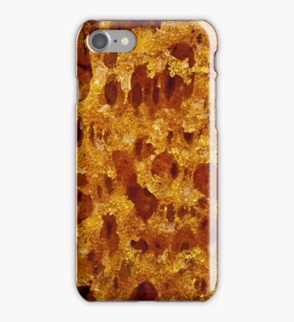 Honeycomb Crunch One iPhone Case/Skin
