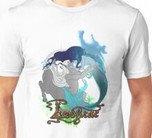 Leodhrae - Earth and Water Unisex T-Shirt