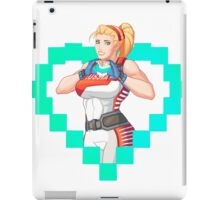 Champion Girl iPad Case/Skin