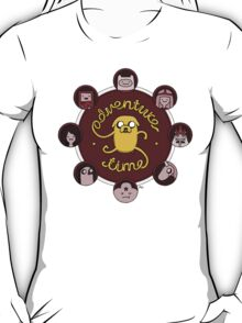 Stretchy Jake T-Shirt