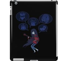 Singing Marceline iPad Case/Skin