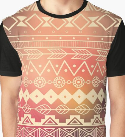Aztec pattern 01 Graphic T-Shirt