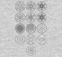 13 Circles of Sacred Geometry | FRESH by FreshThreadShop