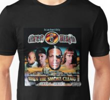 three six mafia smoked out loced out  Unisex T-Shirt