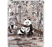 Bamboo  picnic iPad Case/Skin