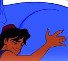 RIP Robin Williams - Genie, we're gonna miss you Sticker