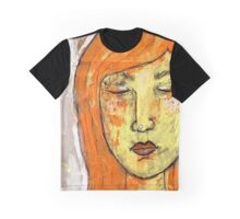 Eyes Closed, Mind Open  Graphic T-Shirt