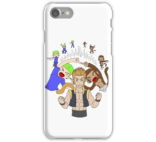 Erin Fusion iPhone Case/Skin