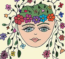 The Original Flower Child aka HIPPY by Ruta Rudminaite