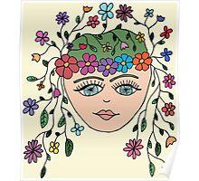 The Original Flower Child aka HIPPY Poster