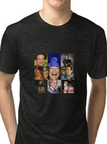 Robin Williams Collage Tri-blend T-Shirt