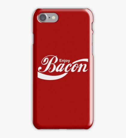 Enjoy Bacon iPhone Case/Skin