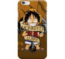 Chibi Luffy iPhone Case/Skin