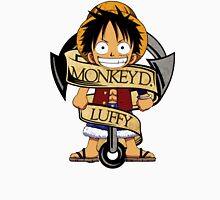 Chibi Luffy Men's Baseball ¾ T-Shirt
