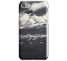 Cold Mountains iPhone Case/Skin