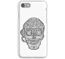 Video Game Sugar Skull - Day of the Dead iPhone Case/Skin