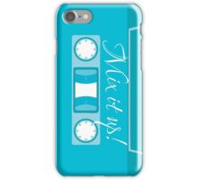 Cassette iPhone Case/Skin