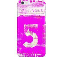Funky 5 iPhone Case/Skin