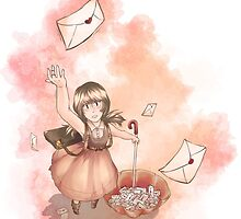 Give me Dead Letters by Neskybo