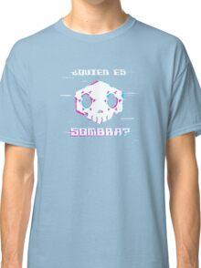 Quién es Sombra? – Overwatch Design Classic T-Shirt