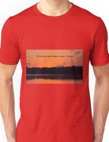 Contermplation Unisex T-Shirt