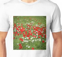 Poppies and Daffs Unisex T-Shirt