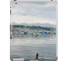 Clearing Harbor iPad Case/Skin