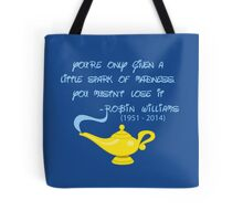 R I P Robin Williams Tote Bag