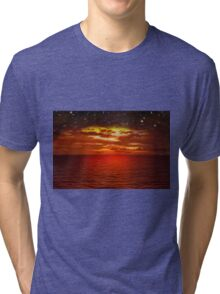Night is Falling Tri-blend T-Shirt