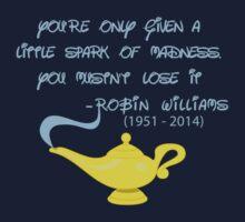 R I P Robin Williams Kids Clothes