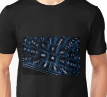 Keyboard Zoom Unisex T-Shirt