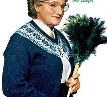 Mrs. Doubtfire by jensina