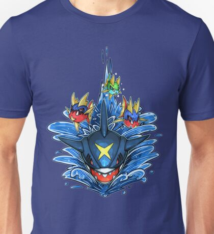 Aqua Jet Unisex T-Shirt