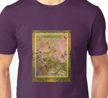 Daylilies and Stone Path Unisex T-Shirt