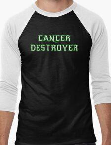 Destroyer Men's Baseball ¾ T-Shirt