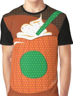 Pumpkin Spice Latté Graphic T-Shirt