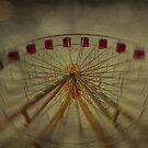 Wheels Go Round by Shari Mattox