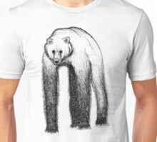 Scary Bear Unisex T-Shirt
