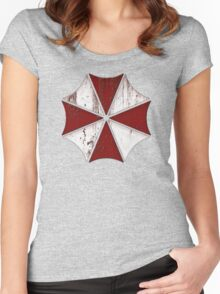 Umbrella Corp - Resident Evil Women's Fitted Scoop T-Shirt