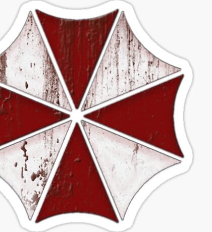 Umbrella Corp - Resident Evil Sticker