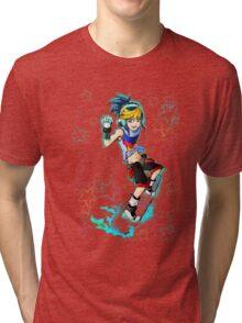 Yugo (Arc V) - Skate Tri-blend T-Shirt
