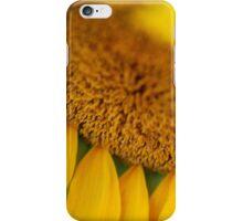 Sunflower Lines iPhone Case/Skin