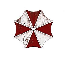 Umbrella Corp - Resident Evil Photographic Print