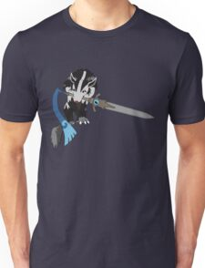 Sif, the Great Grey Mightyena Unisex T-Shirt