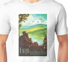 Visit Earth - Your Oasis in Space Unisex T-Shirt