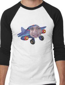 Tyler the jet engine Men's Baseball ¾ T-Shirt