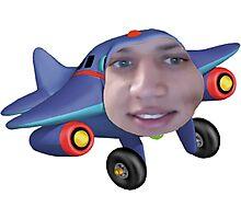 Tyler the jet engine Photographic Print